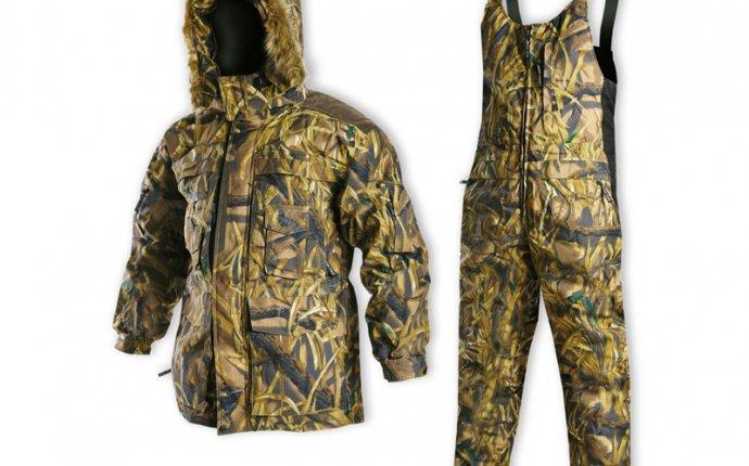 Зимняя одежда для охоты И