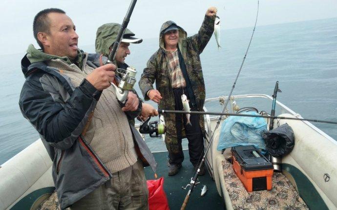 Морская рыбалка Севастополь