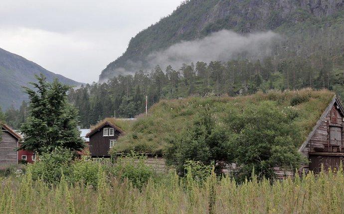 Норвежская глухомань: Тронхейм