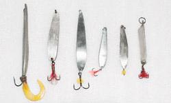 Блесны для зимней рыбалки на судака